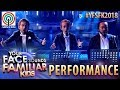 Your Face Sounds Familiar Kids 2018 TNT Boys As The Three Tenors O Sole Mio mp3