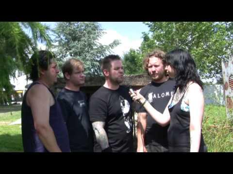 TERRORIZER INTERVIEW PIG DESTROYER @ HELLFEST!!!
