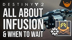 Destiny 2 Infusion Guide / Power Level Focuses, Infusion and What to Keep
