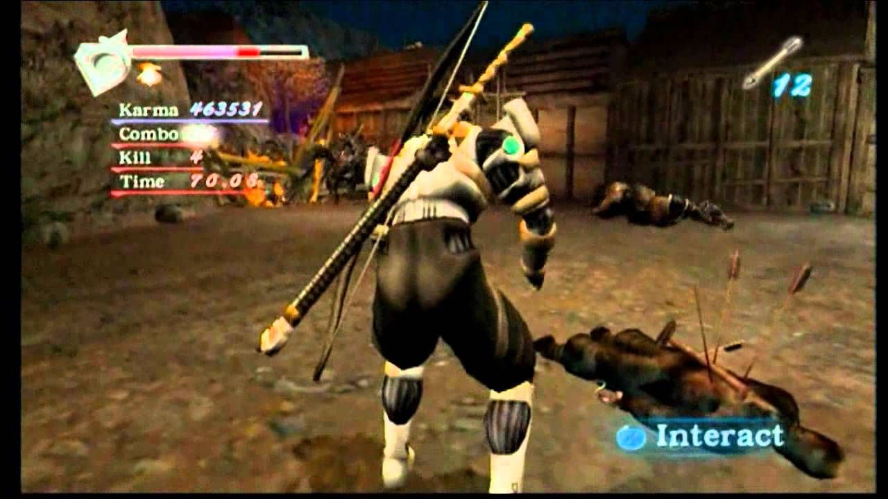 Ninja Gaiden 2004 Very Hard Horseman Battle Time Limit Made No