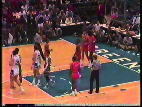 Duke vs Virginia 1986 ACC Tournament w/ Jay Bilas Danny Ferry Olden Polynice