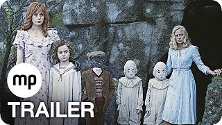 DIE INSEL DER BESONDEREN KINDER Trailer German Deutsche UT (2016) Tim Burton Fantasy