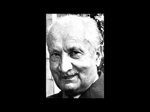Heidegger : sa pensée aujourd