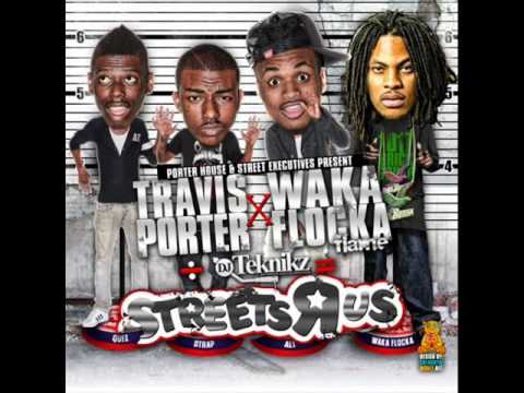 All Da Way Turnt Up Travis Porter & Waka Flocka Flame