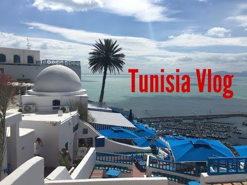 Tunisia Travel Diary  // Visiting hotels with Thomas cook
