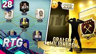 Moje NAJLEPSZE FUT CHAMPIONS W ŻYCIU!   FIFA 19 Ultimate Team RTG [#28]