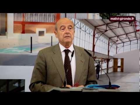 Alain JUPPE, candidat aux municipales de 2014