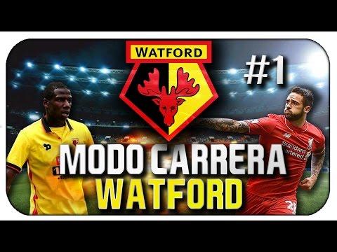 EMPEZAMOS FIFA 17!!!   Modo Carrera Watford #1   FiferoUT   PS4
