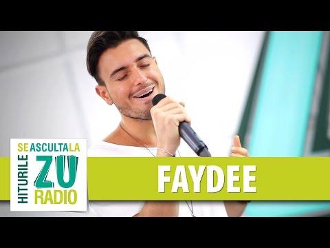 Faydee - Lullaby (Live la Radio ZU)