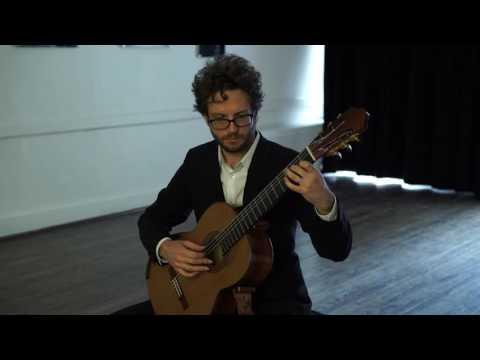"Rupert Boyd: ""Ebb"" from Ebb and Flow, composed by John Frantzen"