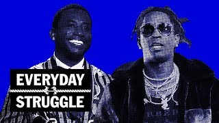 'Slime Language' Projections, Should Album Sales Be Private? Gucci's Catalog | Everyday Struggle