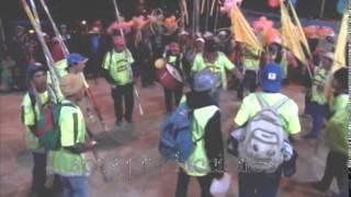 COMPARSA LOS HERMANOS CABRERA DE SANGAYAICO 2015