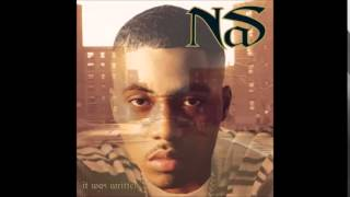 Nas - Black Girl Lost (Instrumental) [Produced By SeanKeatonTheHNIC]