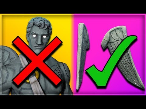 5 SKINS YOU BOUGHT FOR THE BACK BLING! (Fortnite Battle Royale)