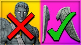 5 SKINS YOU BOUGHT FOR THE BACK BLING! (Fortnite Battle Royale)
