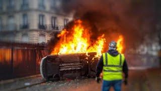 Je Quitte La France !! /Gilets Jaunes, Macron.../ (2019) Eng Sub