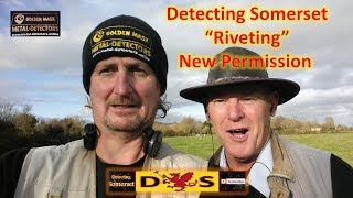 Detecting Somerset Riveting NEW Permission