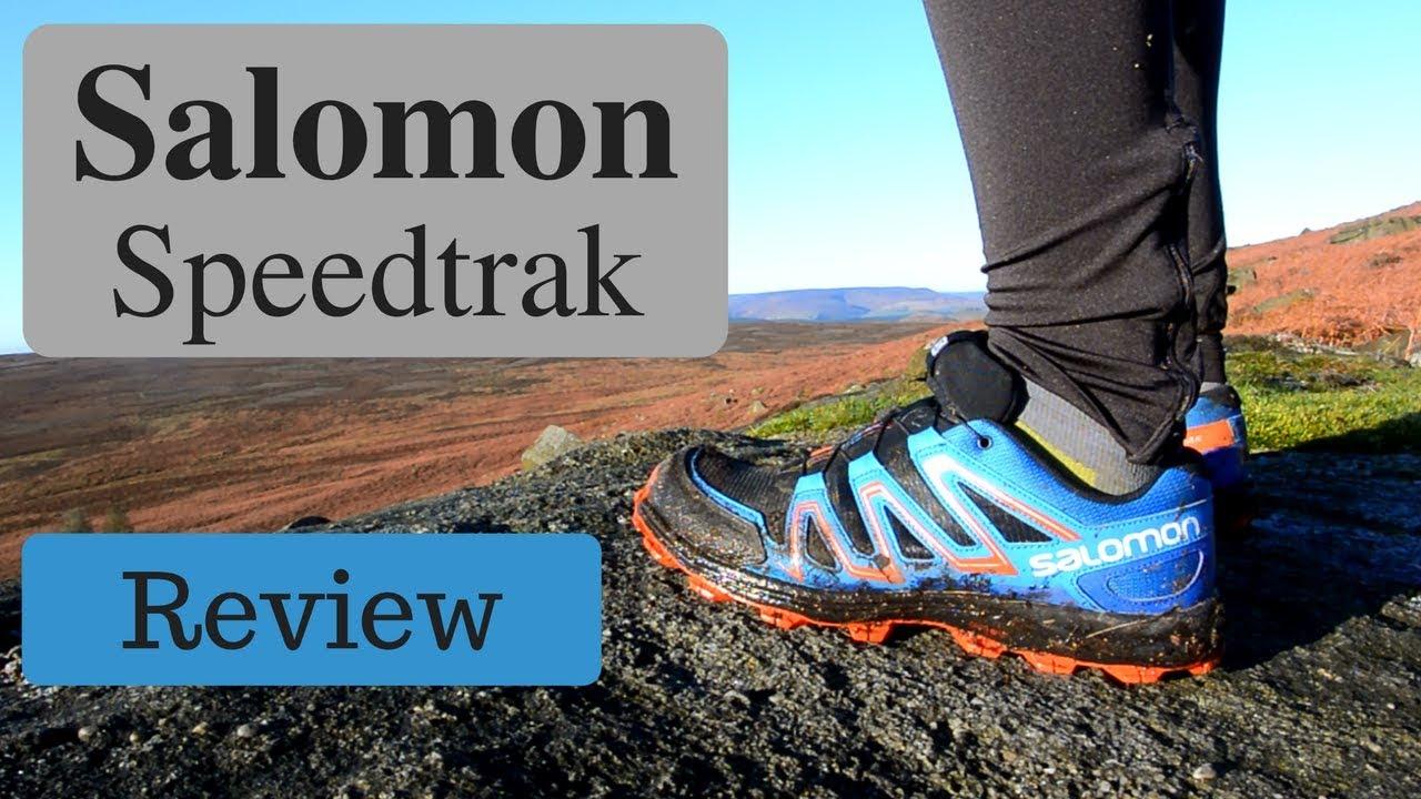 pretty nice fe06c adce5 Salomon Speedtrak Review