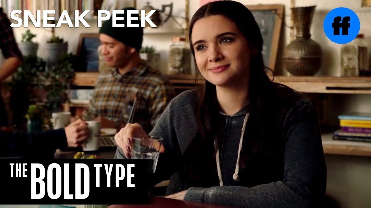 Download The Bold Type | Season 2, Episode 4 Sneak Peek: Janestripe is Back? | Freeform