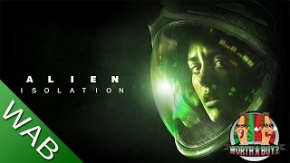 Alien Isolation Review - Worth a Buy? (Video Game Video Review)