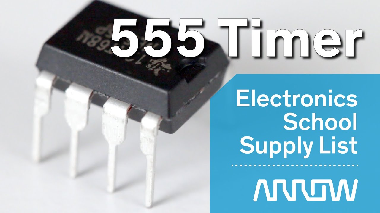 How To Use A 555 Timer Youtube History Of Integrated Circuit Quality