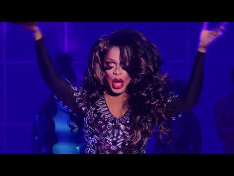 Kennedy Davenport Vs BenDeLaCreme Lip Sync HD | Green Light - Lorde