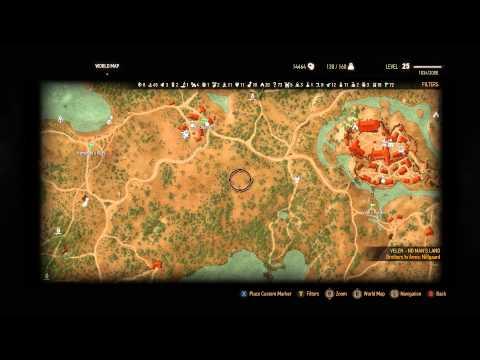 The Witcher 3 Wild Hunt - Where Do I Get Albedo, White Gull, Mandrake Cordial, Cherry Cordial
