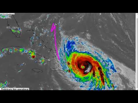 Wednesday Evening Update on Hurricane Maria