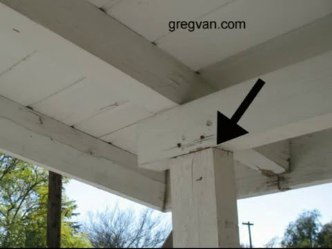 Do I Need To Use Post And Beam Connectors Homeowner