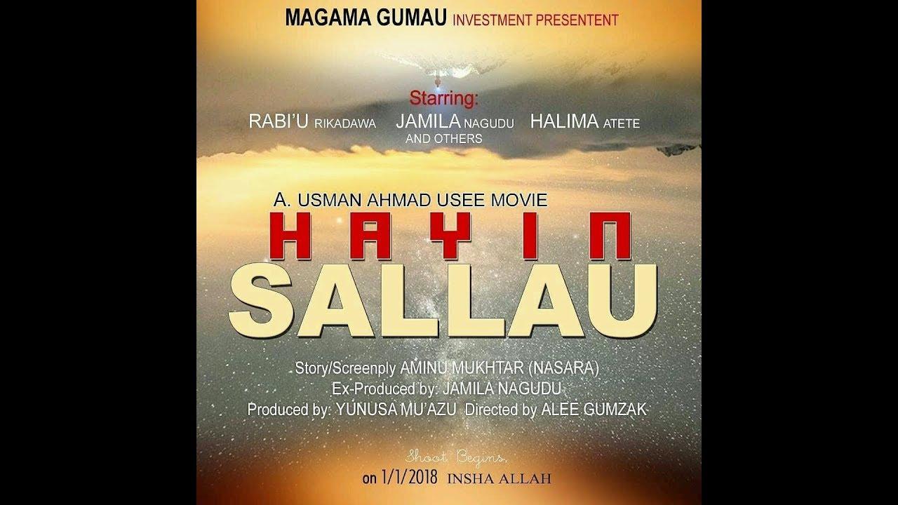 Download HAYIN SALLAU NEW HAUSA TRAILER