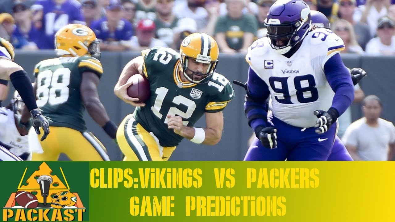 Green Bay Packers: 3 reasons they beat Minnesota Vikings in Week 2