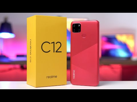 Realme C12 Unboxing and Quick Review | Budget Battery KING?