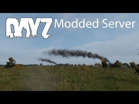 DayZ Xbox One Gameplay Modded Servers Crashed Helicopters