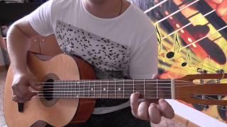 Уроки игры на гитаре от Александра Перекоренко - Фантазия (1 урок)