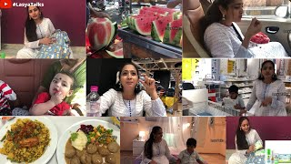 Lasya Talks || Friday Vlog || IKEA Shopping ||