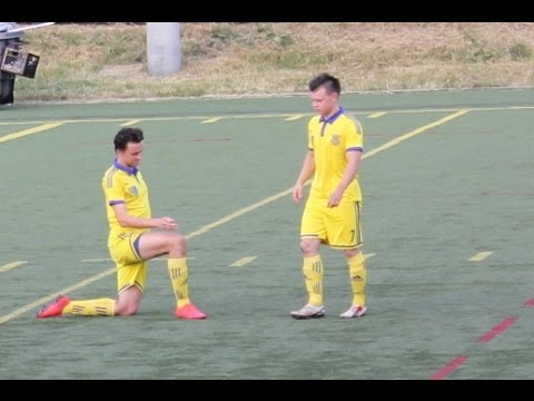 FC UKRAINE UNITED  -  MILTON SC - goals