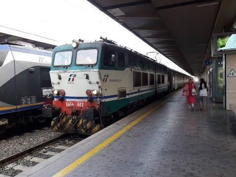 Da Milano A Palermo A Bordo Dell' InterCity Notte