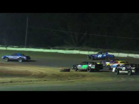 North Florida Speedway Thunder Stocks 01-2018 part 2