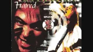 sepultura - 11 - Chaos BC - Refuse Resist - hatred - 1996