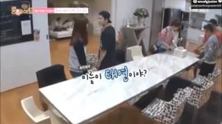 [Sub.Español] Jackson (GOT7) conociendo a YoonA en Rommate.