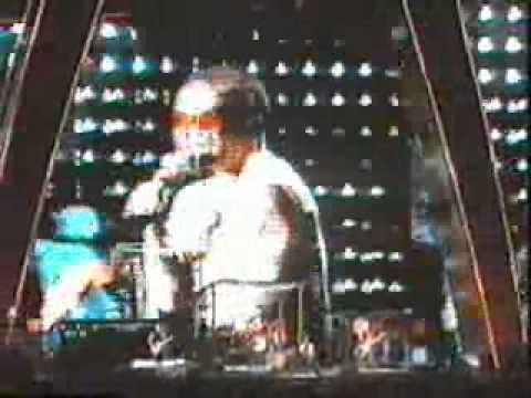 U2 PopMart Brasil - Jornal Manchete 1998