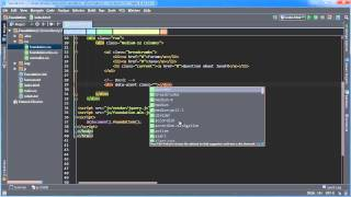 Foundation for Responsive Web Design Tutorial - 10 - Breadcrumbs and Alerts