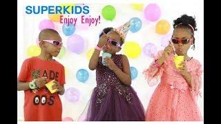 Super kids -  It's Your Birthday (Enjoy Enjoy)