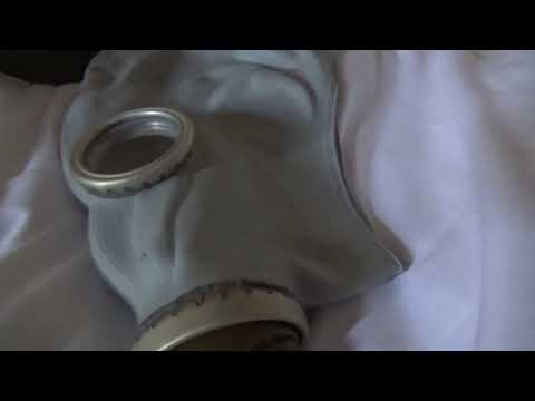 i got some safe filters you can use with GP5 Gasmask part 2