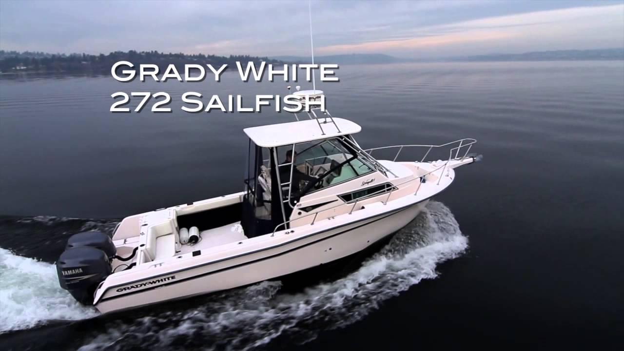 Grady White 272 Sailfish 1998 SOLD