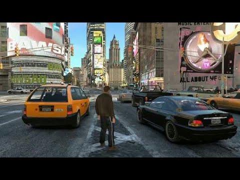 GTA San Andreas Android: GTA 4 Mod (Beta)