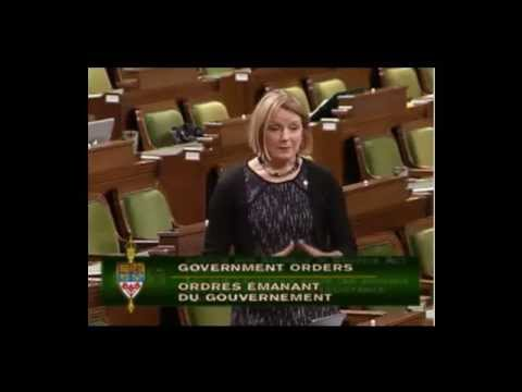 NDP MP Peggy Nash on animal cruelty and provisions in Bill C-35