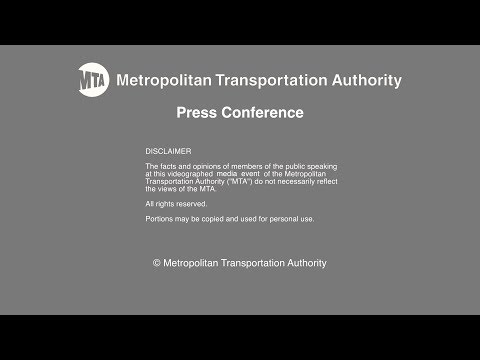 Delivering for Our Customers: NYC Subway Action Plan - 07/25/2017