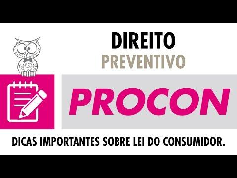 CONSELHO JURÍDICO - Procon