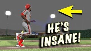99 VLADIMIR GUERRERO IS UNSTOPPABLE!! MLB THE SHOW 18 BATTLE ROYALE